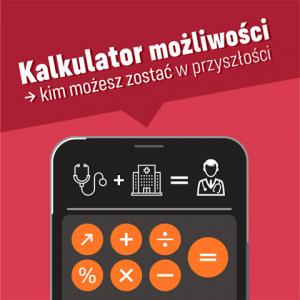Obrazek opisujący Kalkulator możliwości – kim możesz zostać wprzyszłości