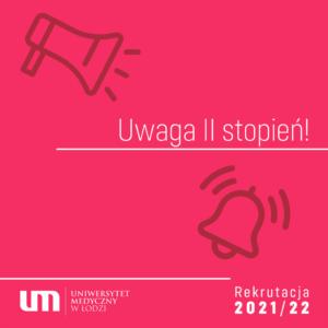 Obrazek opisujący UWAGA!! KANDYDACI II STOPNIA!!!
