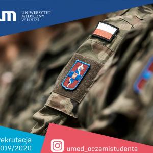 Obrazek opisujący Rejestracja natesty sprawnościowe w Akademii Wojsk Lądowych weWrocławiu