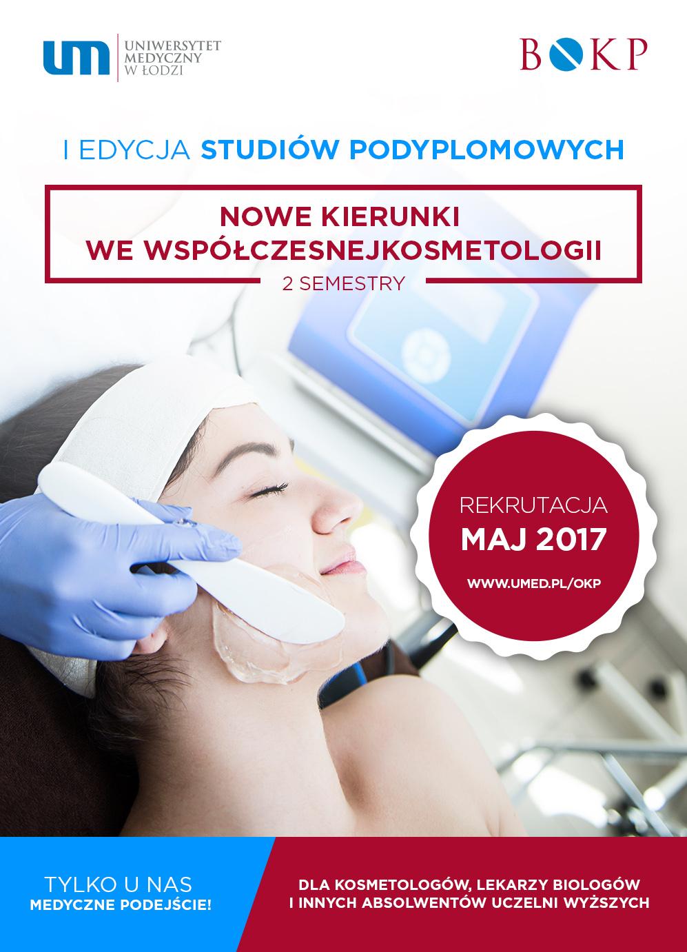 grafika kosmetologia podyplomowe 2017